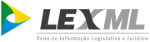 Logotipo do LexML - Rede de informação legislativa e jurídica